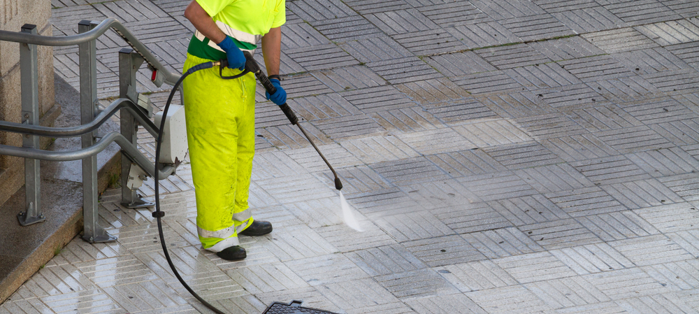 How To Properly Clean the Grout in Your Walkway