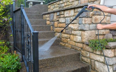 How Powerwashing Can Increase Your Home's Asking Price