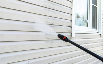 Will Pressure Washing Strip off my Home's Paint?