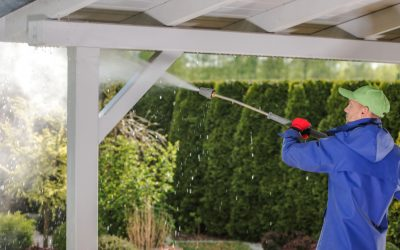 What Are Some Different Types of Pressure Washers?