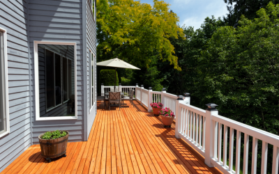 How To Pressure Wash Your Wood Deck